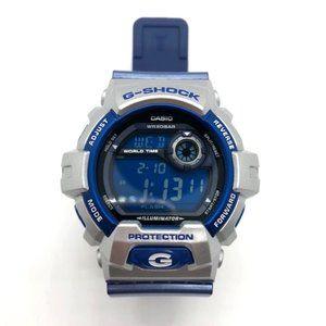 Used Men's Casio GShock G8900CS-8 (Blue/Silver)